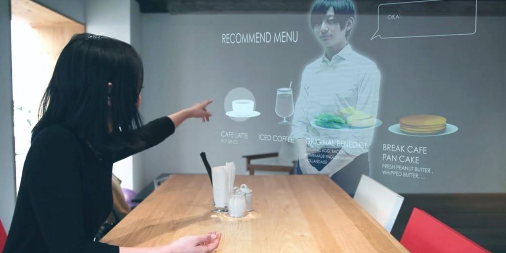qr question restaurantes futuro